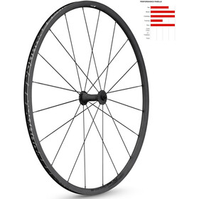 "DT Swiss PR 1400 Dicut Oxic Wheel 28"" Front Wheel Alu 100 / 5mm black"